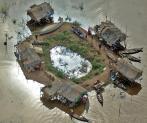 the tonle sap lake, siem reap cambodia