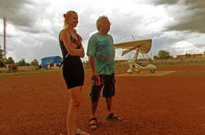 Eddie Smith - Microlight Cambodia