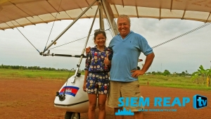 Microlight Cambodia - Siem Reap TV