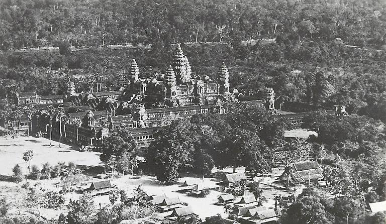 10 spectacular historical photos of cambodia
