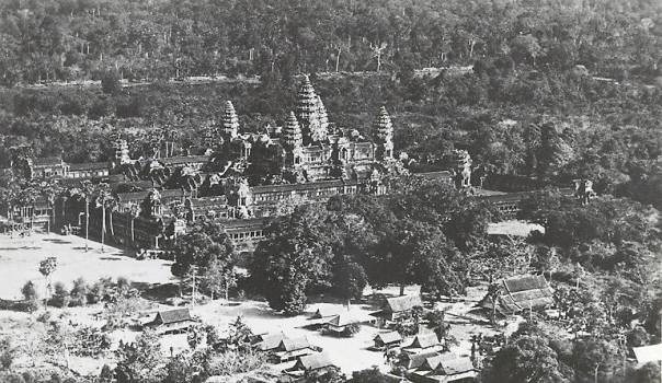 Old Photos in Cambodia