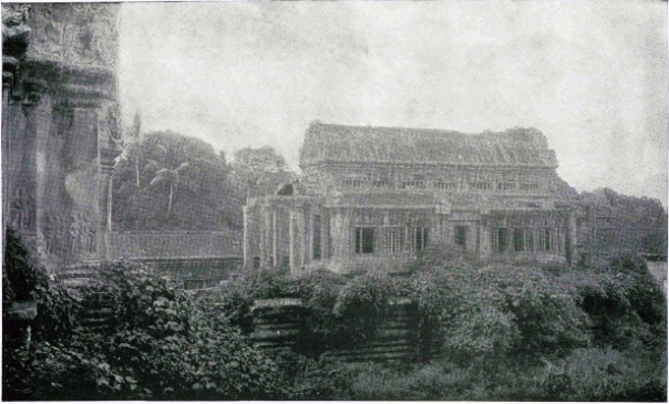 Inner gallery - Old Photos in Cambodia